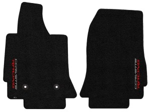 C7 Corvette Stingray Corvette Racing Floor Mats