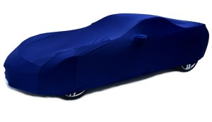 C7 Corvette Laguna Blue Car Cover
