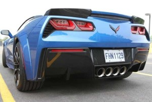 C7 Corvette Stingray Wide Body